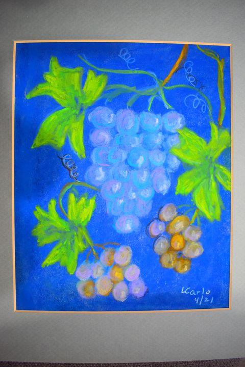 Grapes - Maple street arts