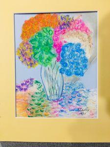 Flowers - Maple street arts