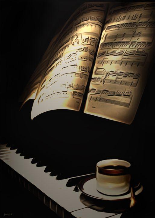 Moonlight Sonata - Phoenix Art Works