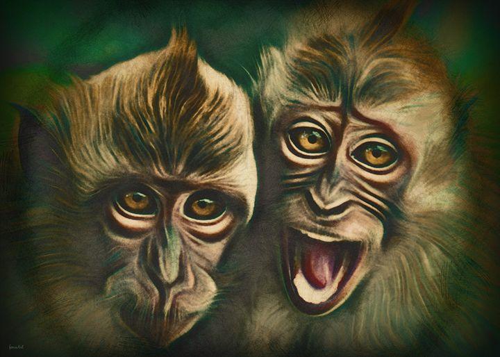 Monkey Shines - Phoenix Art Works