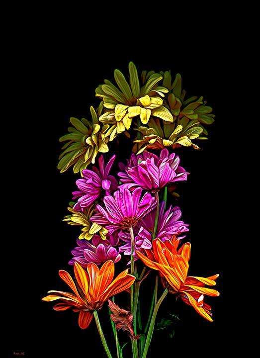 Friendship Bouquet - Phoenix Art Works