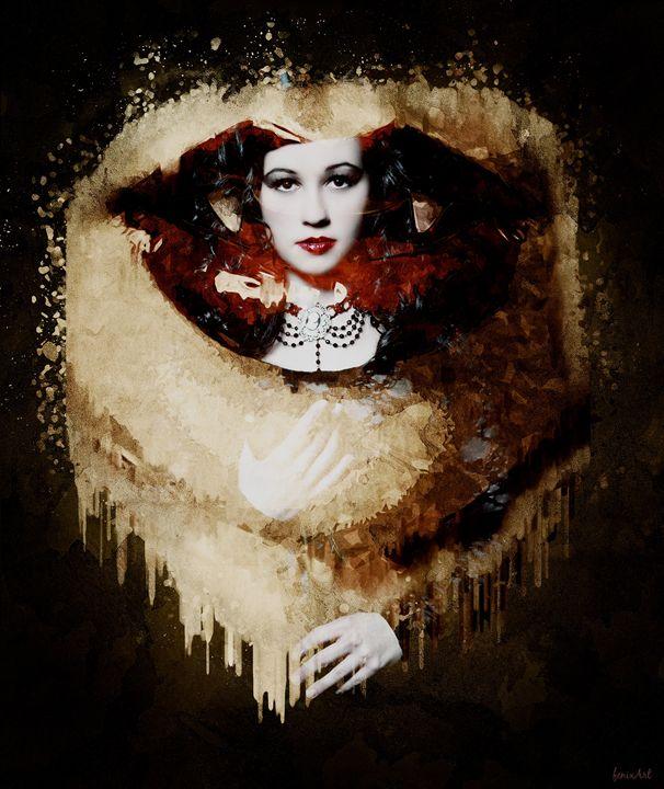 Vampira - Phoenix Art Works