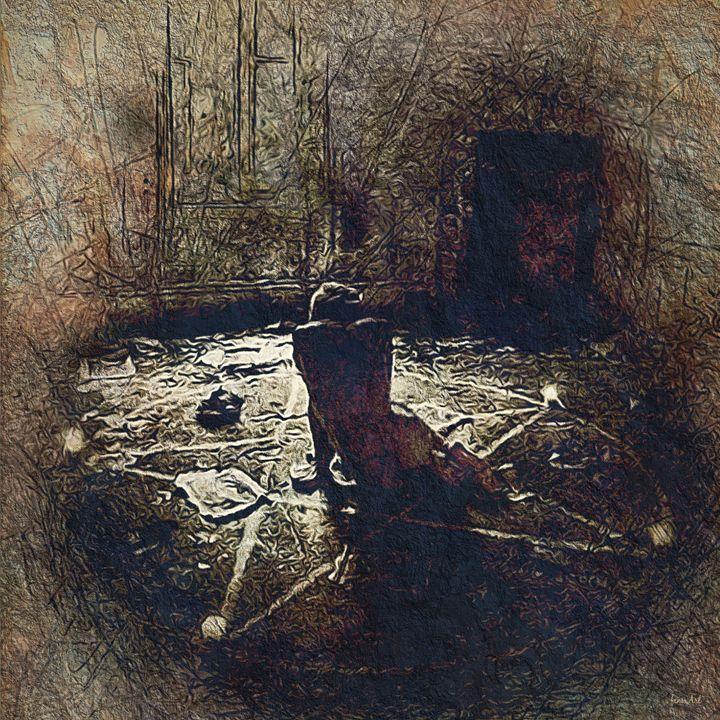 Incantation - Phoenix Art Works