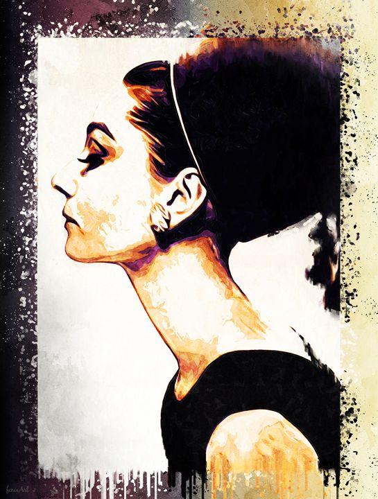 Audrey Hepburn - Phoenix Art Works