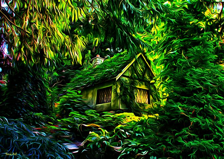 My Hobbit House - Phoenix Art Works