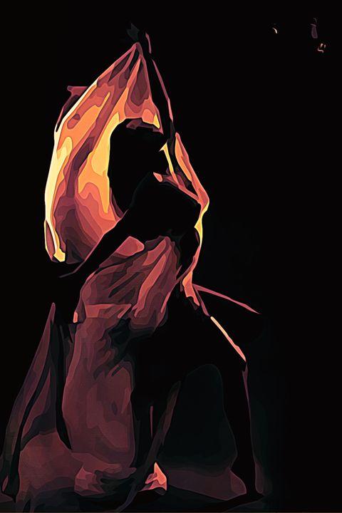 Woman's grace - Phoenix Art Works