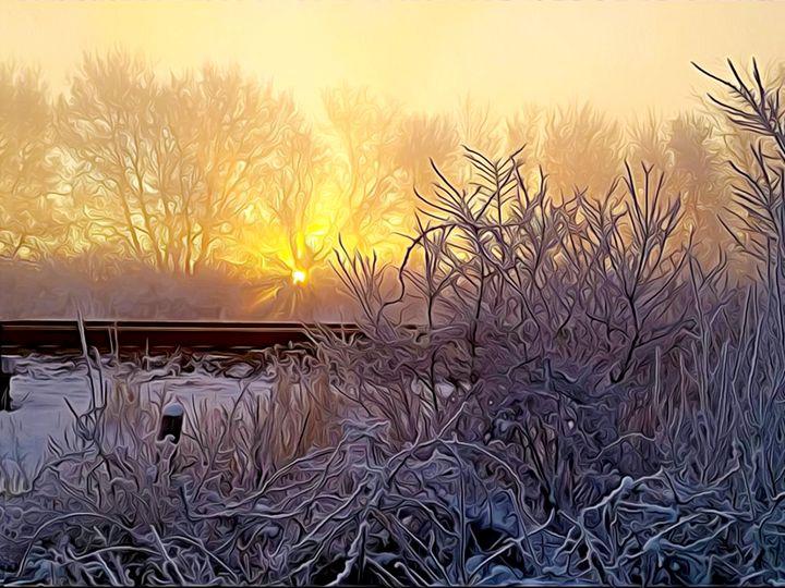 Winter in Wilmington - Phoenix Art Works