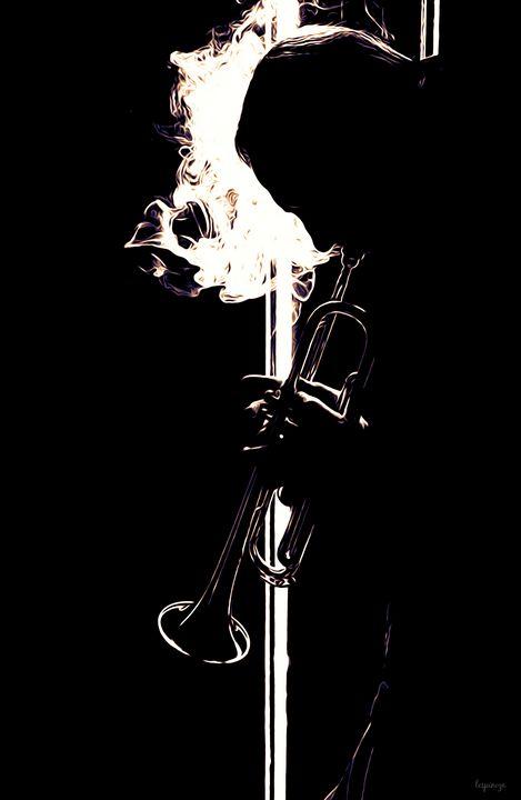 Horn Solo - Phoenix Art Works