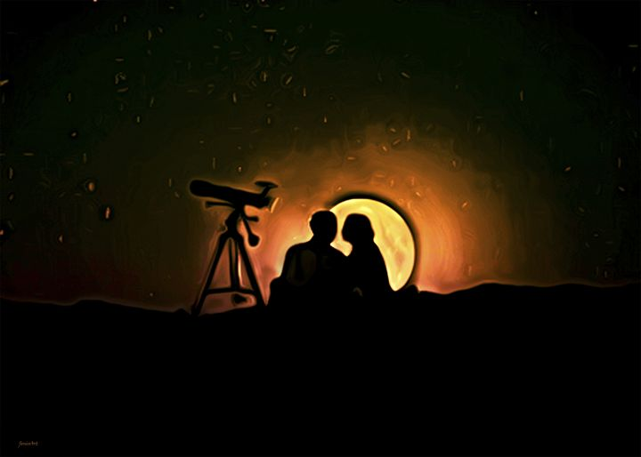 Stargazing - Phoenix Art Works