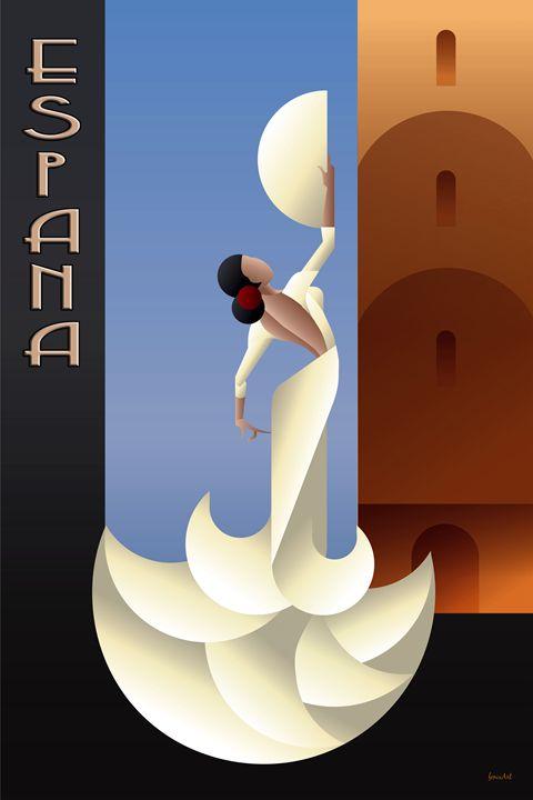 Espana - Phoenix Art Works