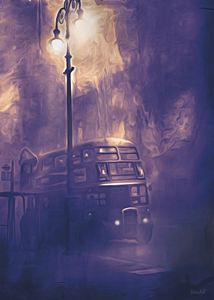 London Fog - Phoenix Art Works