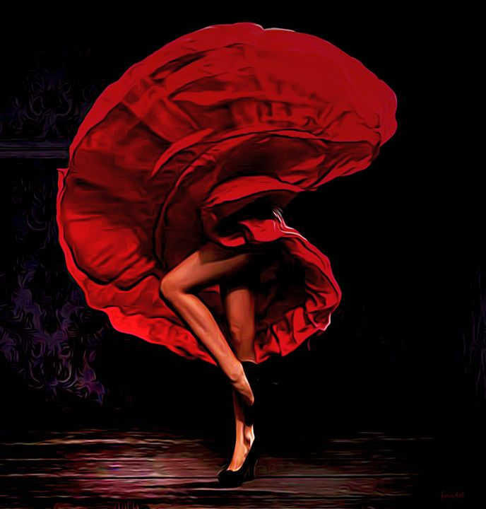 Flamenco - Phoenix Art Works