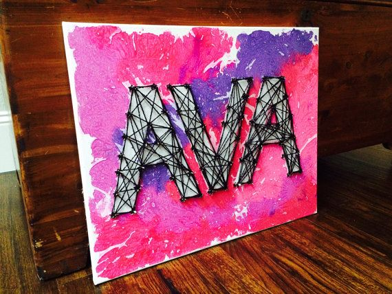 Personalized Name/Word (5 Letters) - Rock Your Walls!