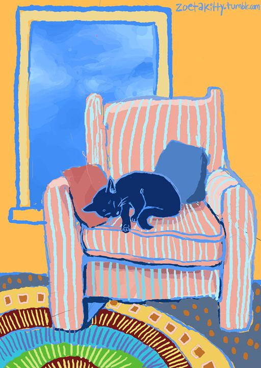 Kitty Dreams - Zoë Anderson