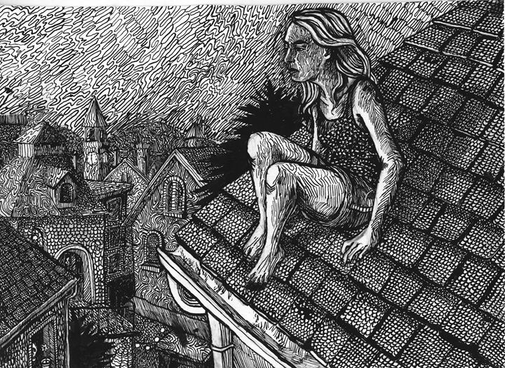 Sunrise - Zoë Anderson
