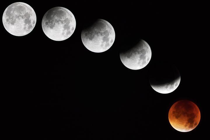 Evolution to the total eclipse - BRISTE