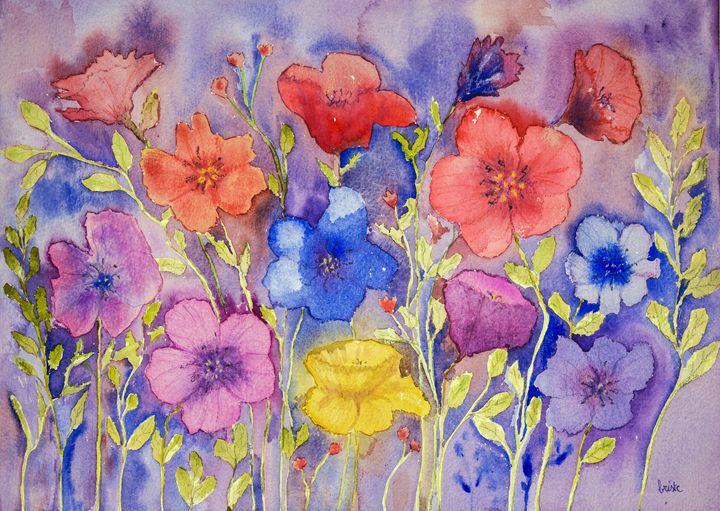 Naive anemones. - BRISTE