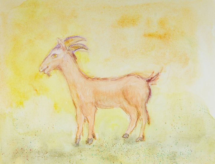 Chinese zodiac, year of the goat. - BRISTE