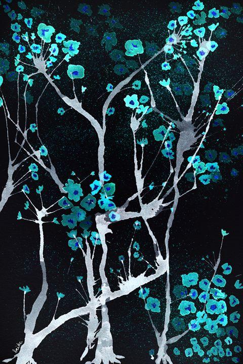 Strange flowers - BRISTE