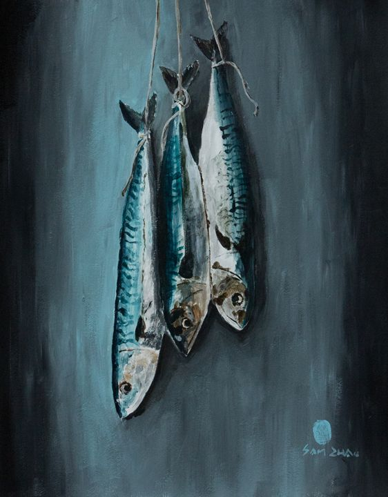 Mackerels - Sam Zhao