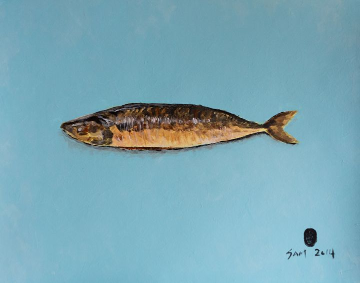 Smoked Mackerel - Sam Zhao