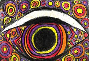 Shocking Eye