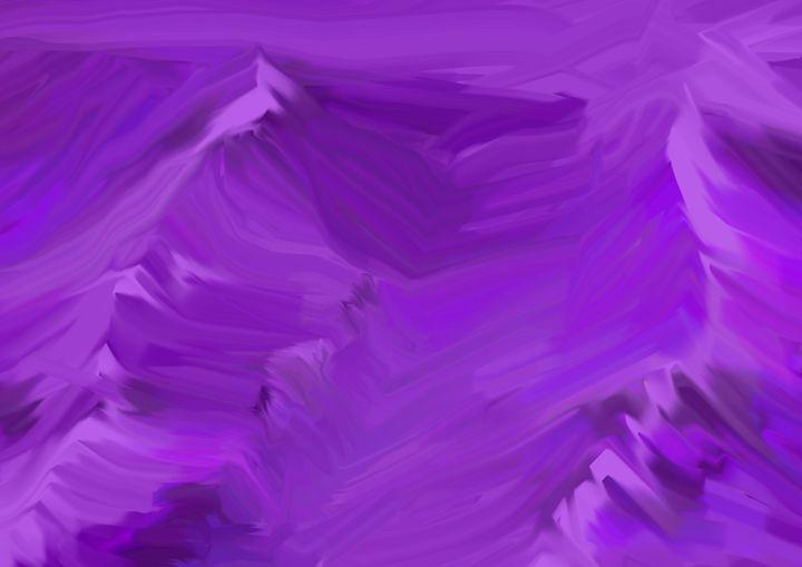 Purple Majesty - Kat