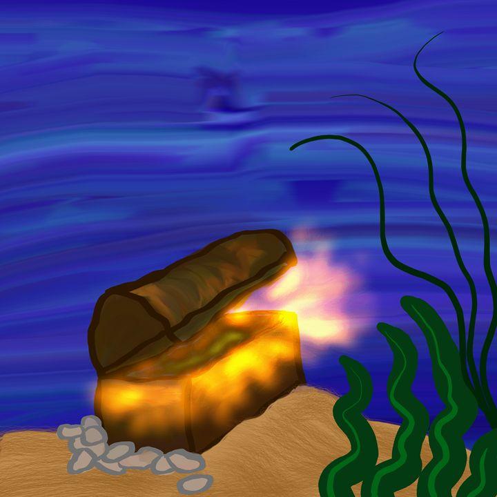 Sunken Treasure - Kat