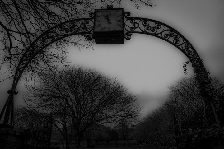 on time - megs photography