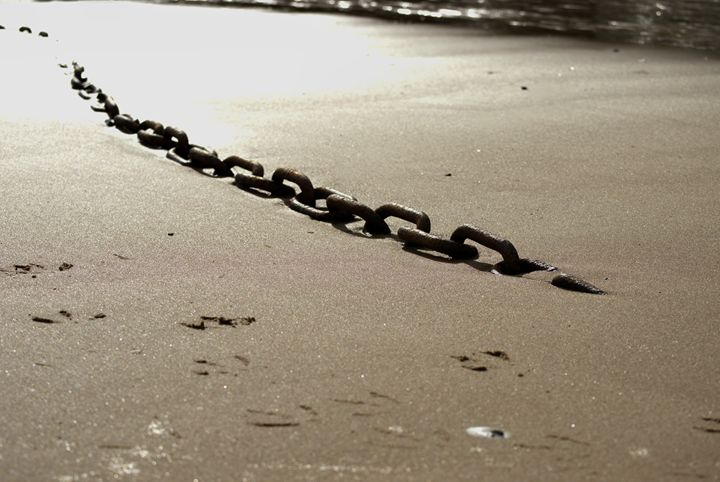 Chained - megs photography