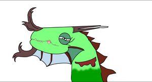 Chameleon Drag