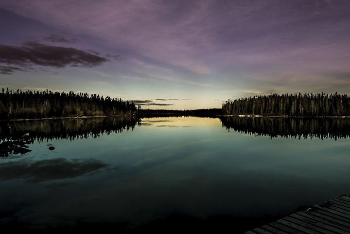Glassy Water - Paul Chadwick Images