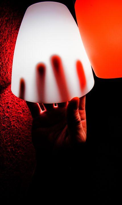 Hand Lamp - Amy Deveau