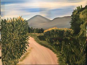 Before Harvest - Holly's Art