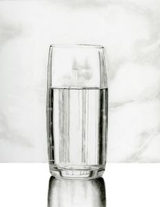 Glass of Water - Sadie Arts