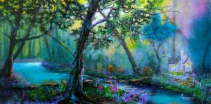 Forest Delight - M.Thompson Studio