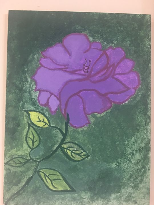 The dancing flowers. - Maro gallery