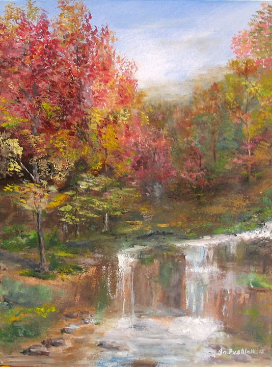 Automn Forest - Pangol Art
