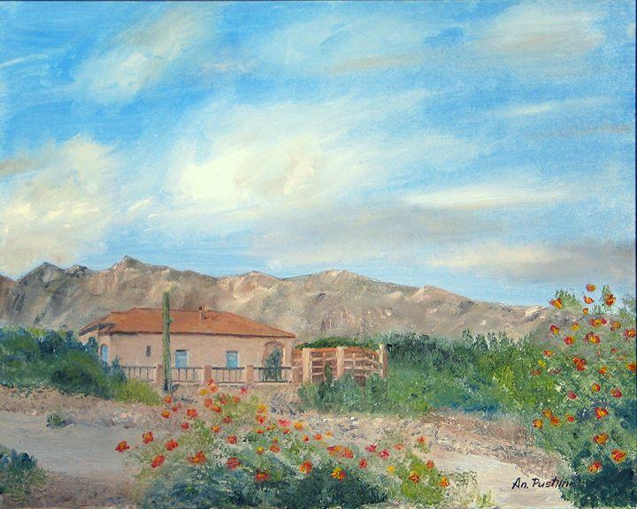 Tucson, La Paloma - Pangol Art
