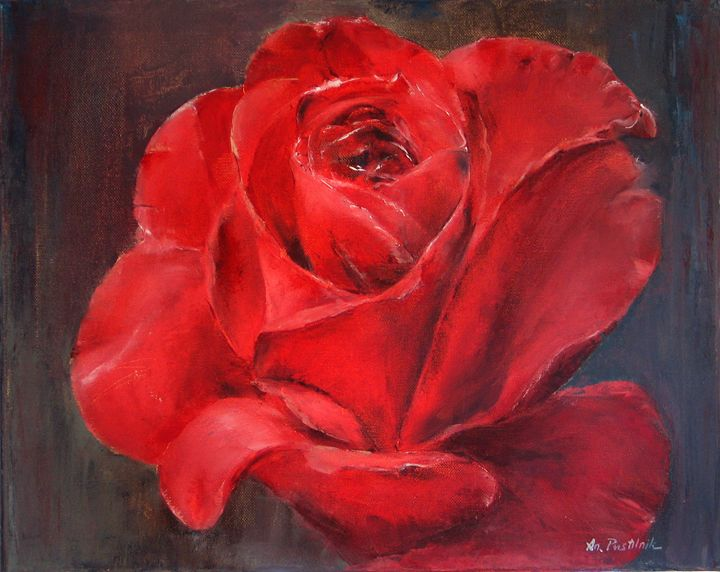 Rose - Pangol Art