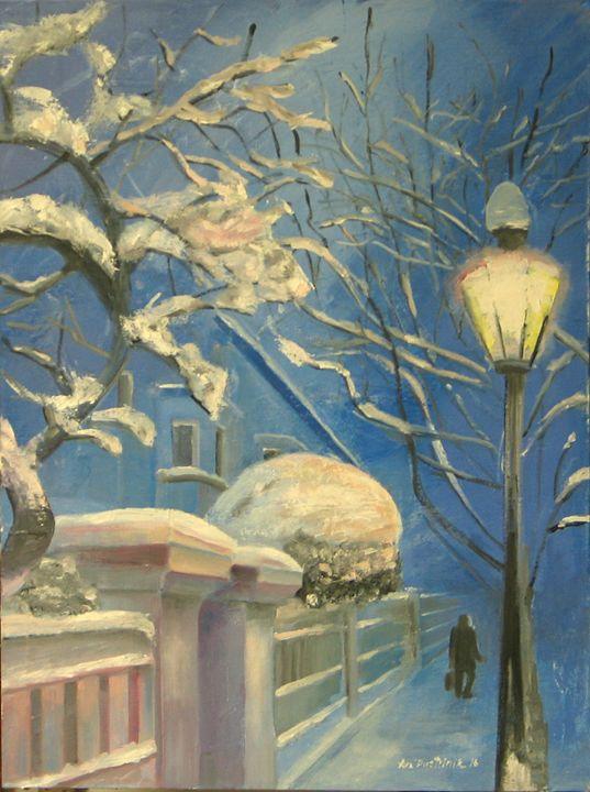 Snow - Pangol Art