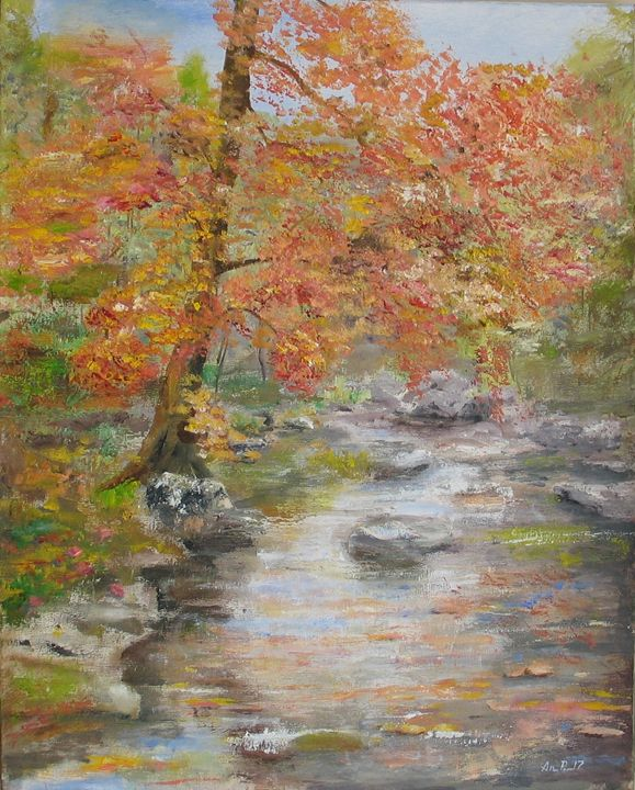 Colorful Autumn - Pangol Art
