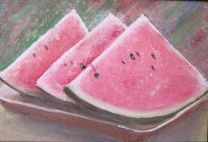 Water Melon - Pangol Art