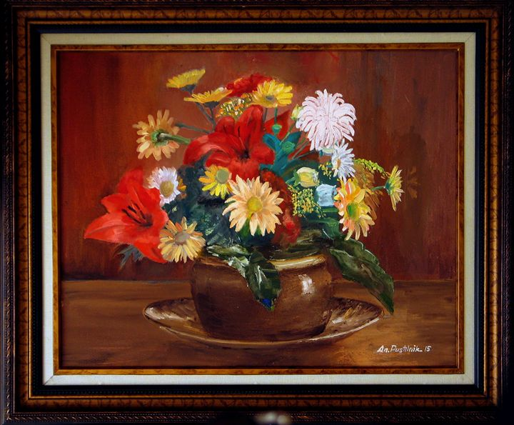 Flowers - Pangol Art