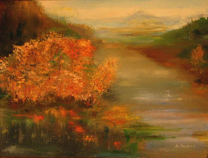 Autumn Morning - Pangol Art