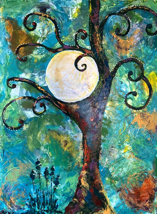 The Whimsy Tree of Possibility - BodySong Art