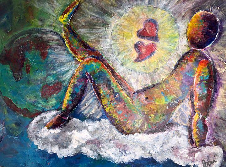 A World of Love - BodySong Art