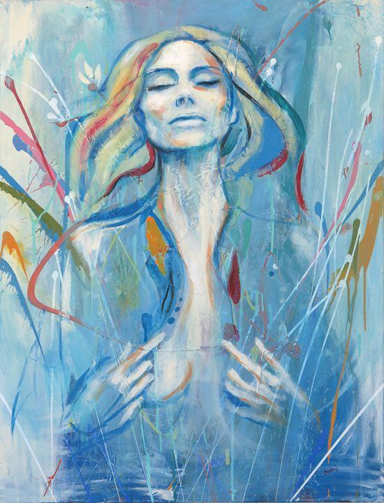 Water - Nina N Art