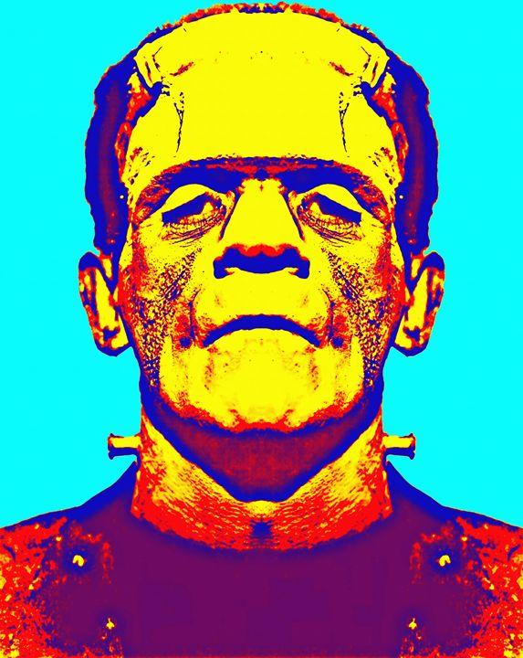 B. Karloff_The Bride of Frankenstein - Art Cinema Gallery