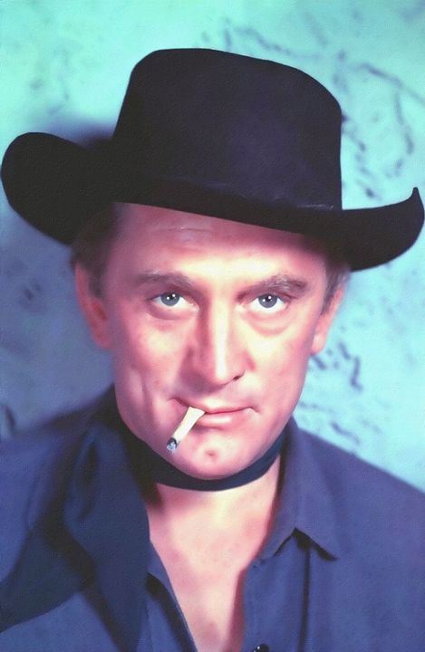 Kirk Douglas in Man Without a Star - Art Cinema Gallery
